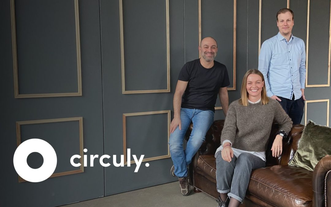 Announcing our investment in circuly